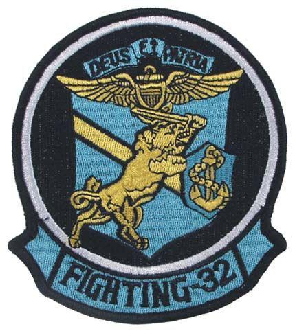 Zdjęcie: Naszywka US - VF-32 SWORDSMAN - wersja 4