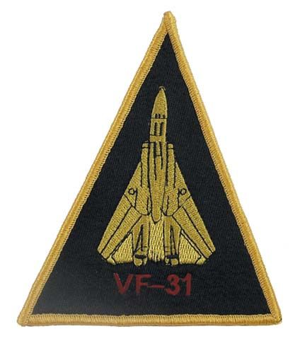 Zdjęcie: Naszywka US - VF-31 TOMMCATTERS - wersja 3