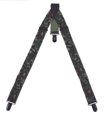 Zdjęcie: Szelki do spodni w maskowaniu FLECKTARN - MFH