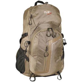 7c622d006d473 Plecak trekingowy ARBER, 40 litrów - piaskowy | Wyposażenie ...