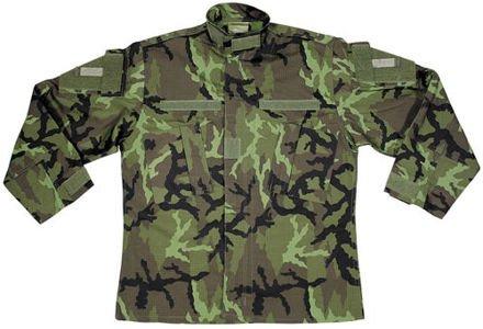 af1fdabb05cf47 Bluza wojsk US - RIPSTOP - ACU - czeskie M95   Odzież militarna i ...