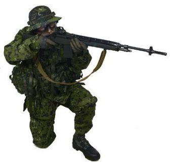 a528edb4d40b6b Bluza mundurowa - maskowanie DUŃSKIE M84 Bluza mundurowa - maskowanie  DUŃSKIE M84
