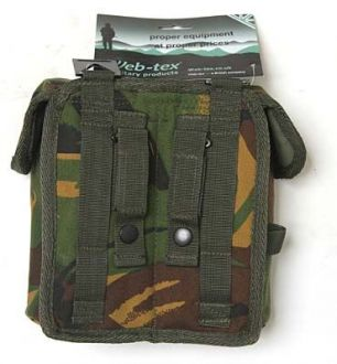 Ładownica DPM Double Ammo Pouch PLCE