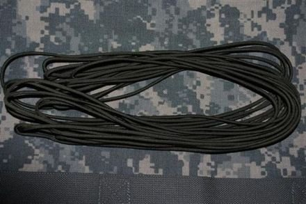Paracord 550 Military OD Green - Na metry